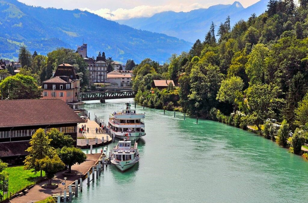 Seniorenferien vom Samstag, 21. August bis Donnerstag, 26. August in Interlaken